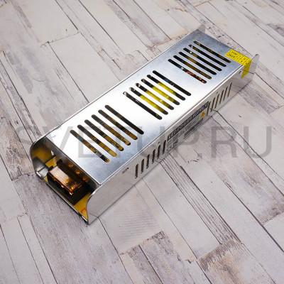 Блок питания S-250-12-Slim (12В, 21А, 250Вт) IP20