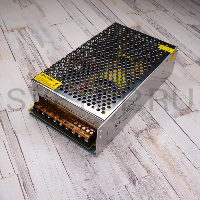 Блок питания S-250-12 IP20 (12В, 20А, 240Вт)