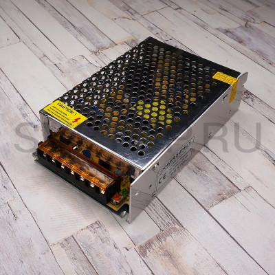 Блок питания S-150-12 IP20 (12В, 12.5А, 180Вт)