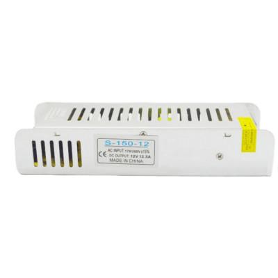 Блок питания S-150-12-Slim (12В, 12.5А, 150Вт) IP20