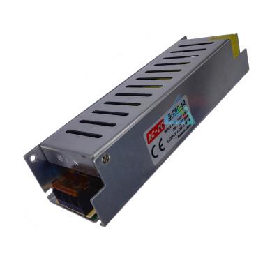 Блок питания S-200-12-Slim (12В, 16.7А, 200Вт) IP20