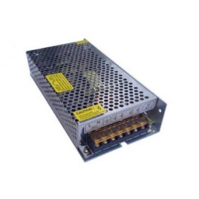Блок питания S-150-24 (24В, 6.5А, 150Вт) IP20