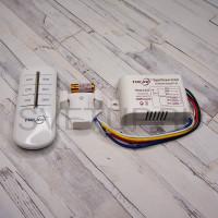 Пульт управления световыми приборами TX-03, 3х-канальный, 220В, 1000Вт