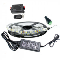 Комплект светодиодной ленты SMD 5050 60 led/m - 5м