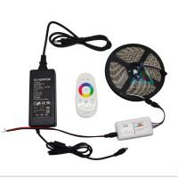 Комплект светодиодной ленты RGB (Многоцветная) SMD 5050 60 led/m - 5м