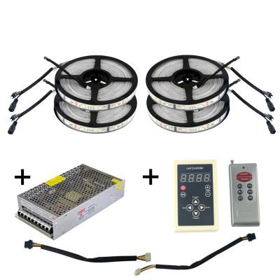 Комплект управляемой светодиодной ленты SPI WS2811 SMD 5050, RGB (Многоцветная) 30 led/m - 20м