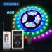 Комплект управляемой светодиодной ленты SPI WS2811 SMD 5050, RGB (Многоцветная) 30 led/m - 15м