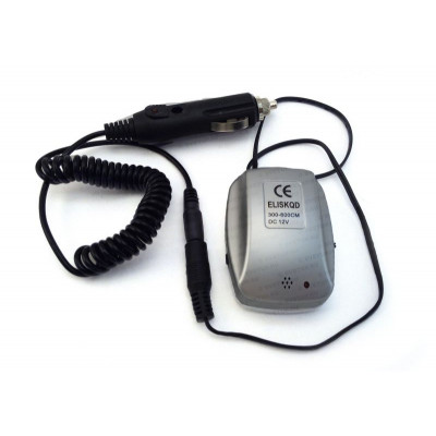 EL инвертор звукоактивный в прикуриватель 12В до 6 М