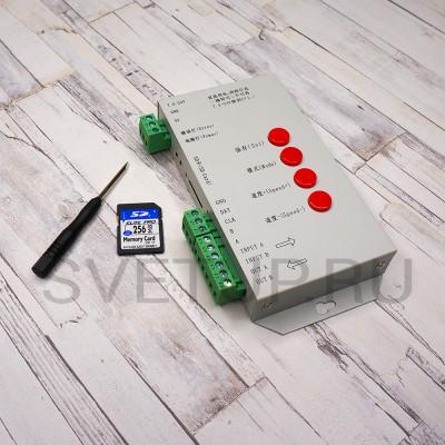SPI контроллер T1000S, TTL, SD 256MB