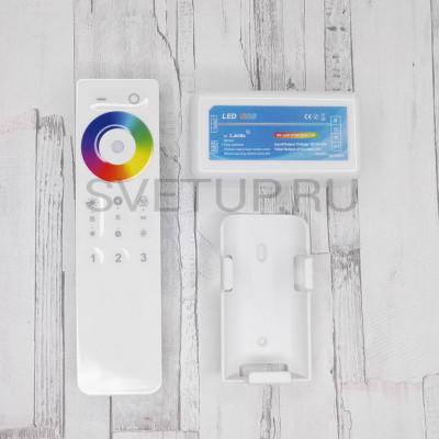 RGB контроллер с сенсорным пультом JM-DST04