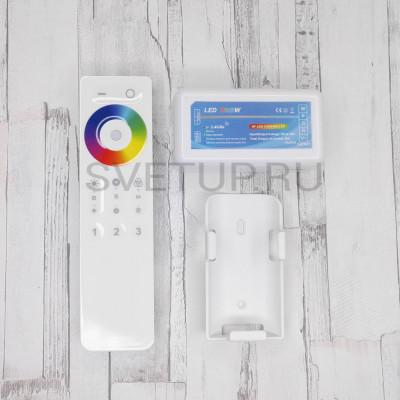 RGBW контроллер с сенсорным пультом JM-DST05