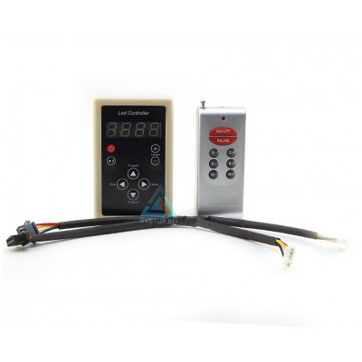 SPI контроллер для управляемых лент