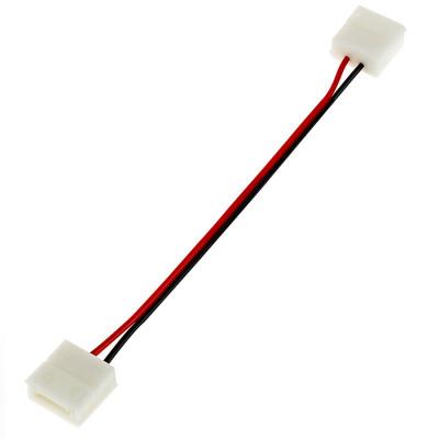 Беспаечный зажим с проводом 2PIN-PIN-Wire-10mm