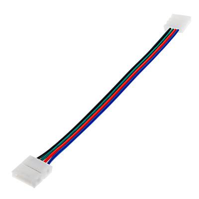 Беспаечный зажим с проводом 4PIN-PIN-Wire-10mm