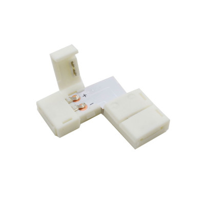 Угловой соединитель 2PIN-L-10mm