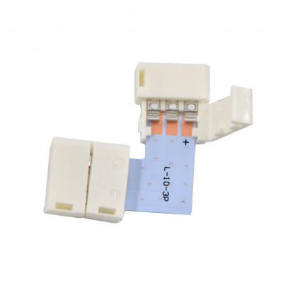 Угловой соединитель 3PIN-L-10mm