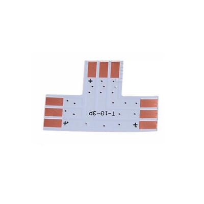 Угловой соединитель 3PIN-T-10mm