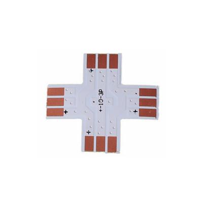 Угловой соединитель 3PIN-X-10mm