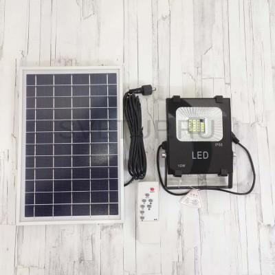 Светодиодный прожектор на солнечной батареи HX-B10W