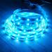 SPI Светодиодная лента WS2811 SMD 5050 RGB 30 led/m12V IP67 (ПВХ-трубка)