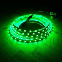 Светодиодная лента SMD 5050 RGB (Многоцветная) 60 led/m 24V IP33 (Влагозащищённая)