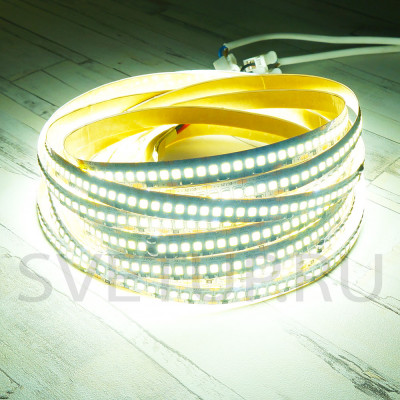 Светодиодная лента SMD 2835 240 led/m 12V IP33 (Открытая)