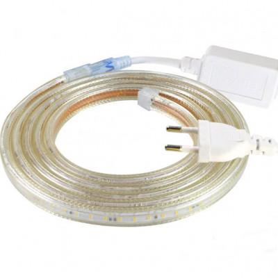 Светодиодная лента 3014-120led/m-SMD-220В-IP67