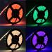 Светодиодная лента SMD 5050 RGB (Многоцветная) 60 led/m 24V IP65