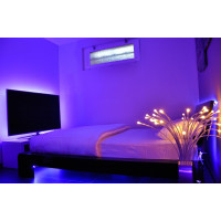 Светодиодная лента SMD 5050 RGB (Многоцветная) 60 led/m 12V IP33 (Открытая)