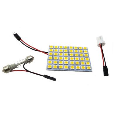 Светодиодный модуль для подсветки салона 48 LED SMD 5050